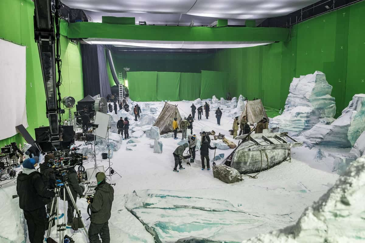 BTS - The Terror _ Season 1, Episode 2 - Photo Credit: Aidan Monaghan/AMC