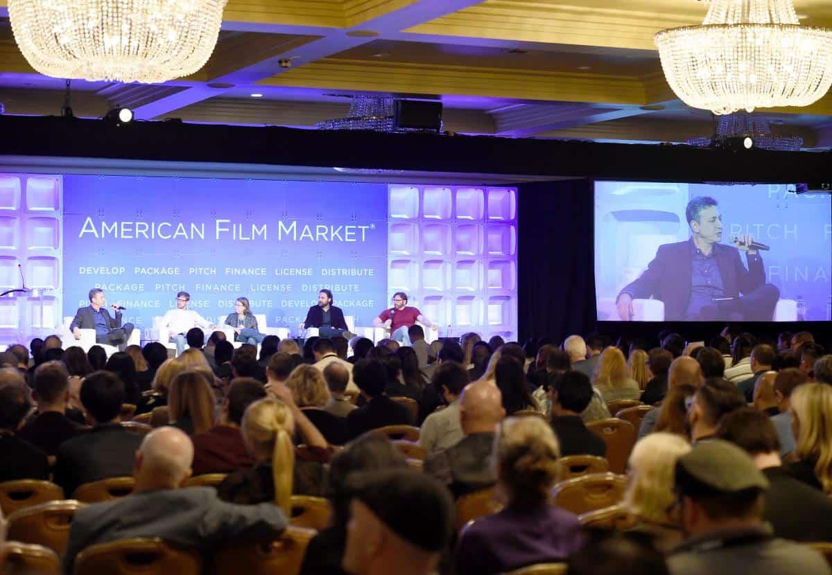 Credit: American Film Market/Dan Steinberg