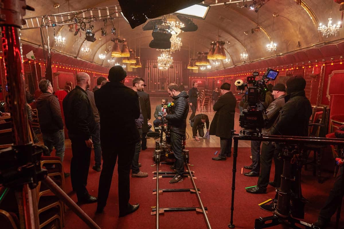 BBC - Photographer: Des Willie