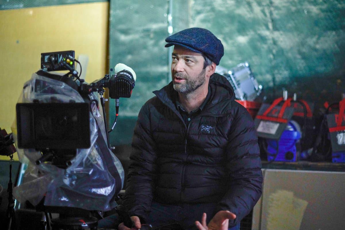 John Pardue BSC. Image: BBC - Photographer: Des Willie