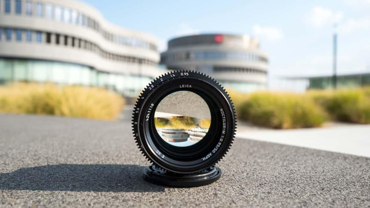Leica M0.8 Cine Lenses
