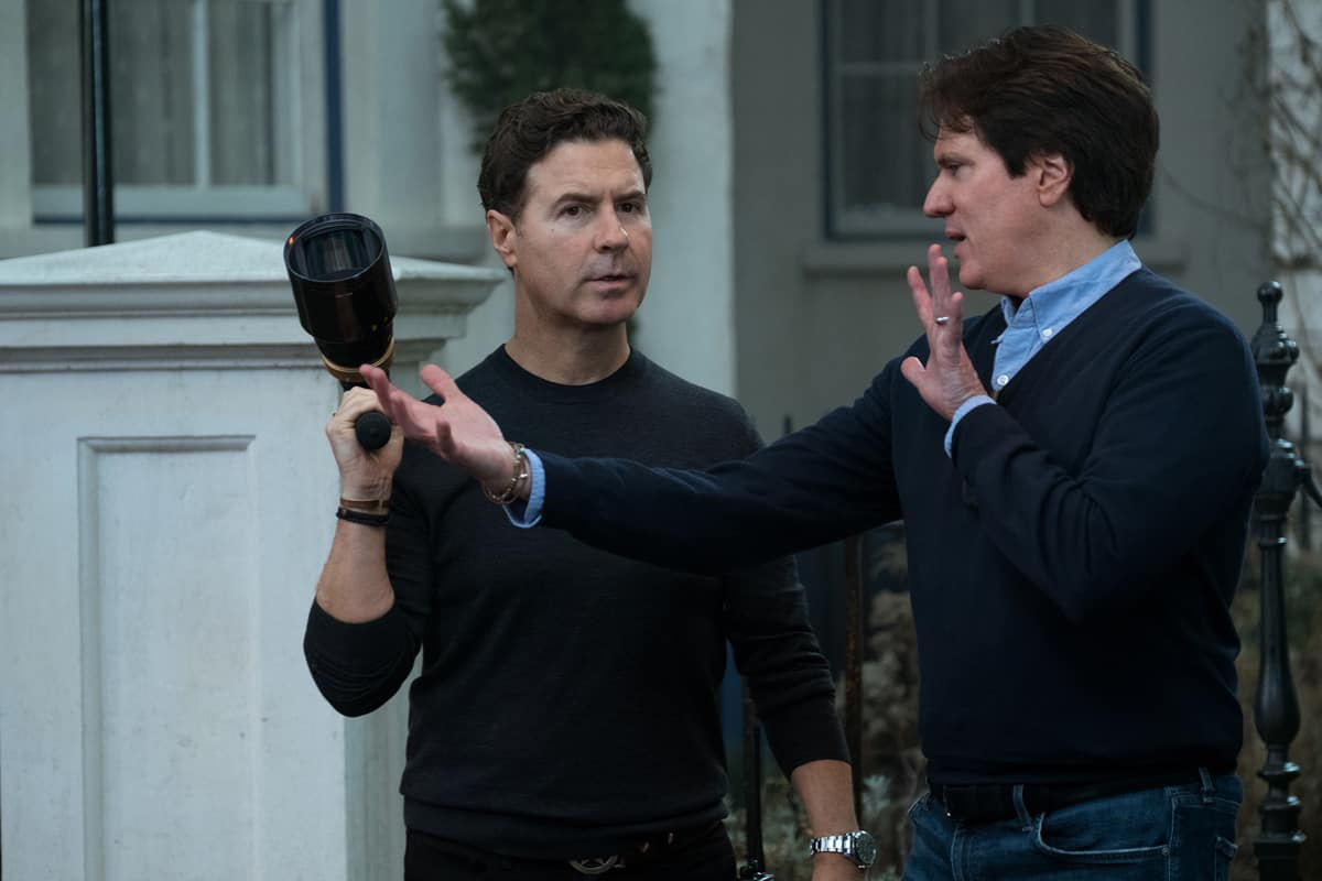 DP Dion Beebe and Director Rob Marshall