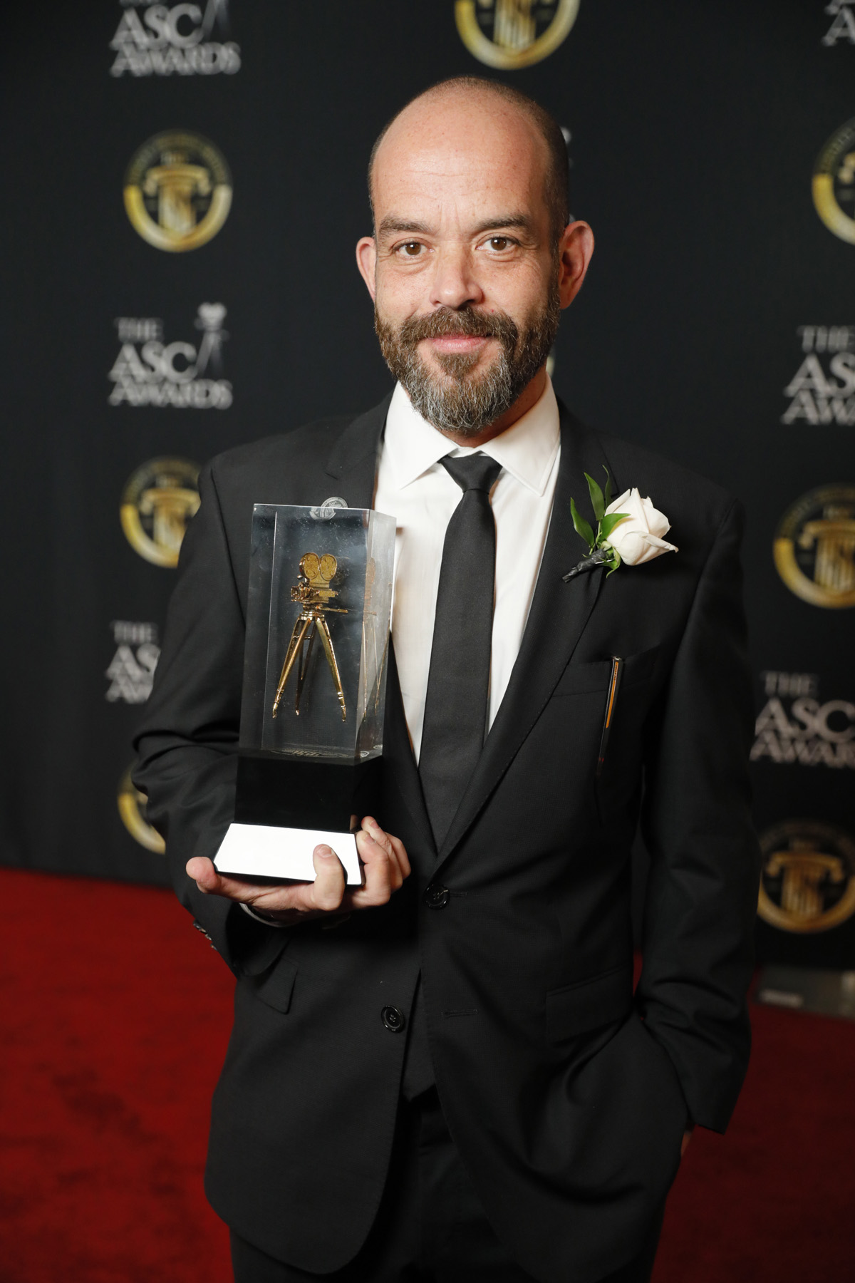 Adriano Goldman BSC ASC took the ASC accolade for <em>The Crown</em>