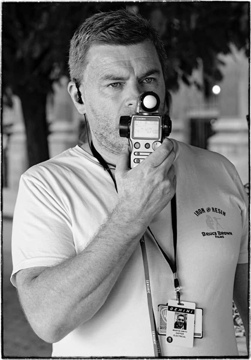 Martin Smith Gaffer