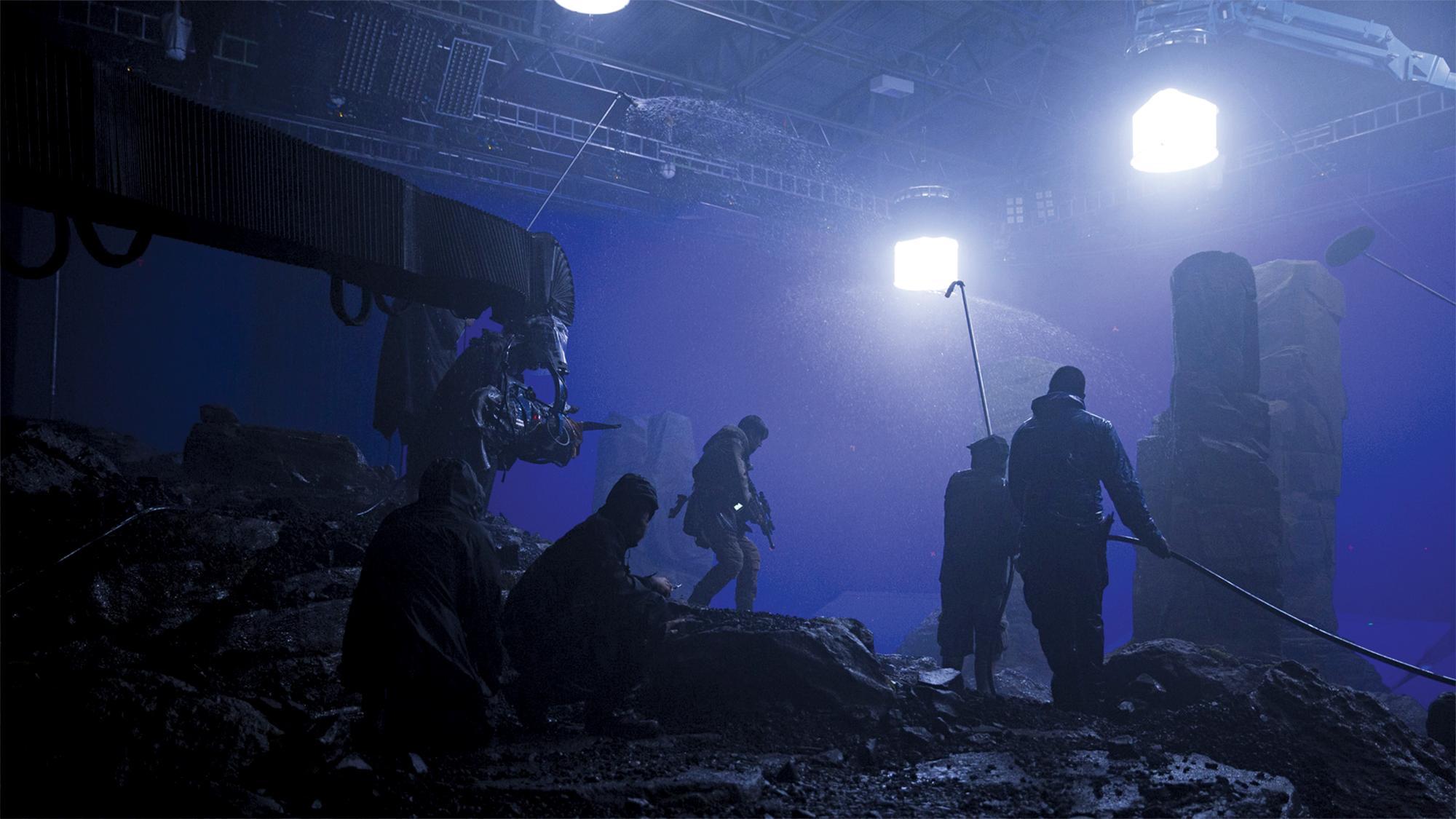 Lighting on <em>Rogue One: A Star Wars Story</em>