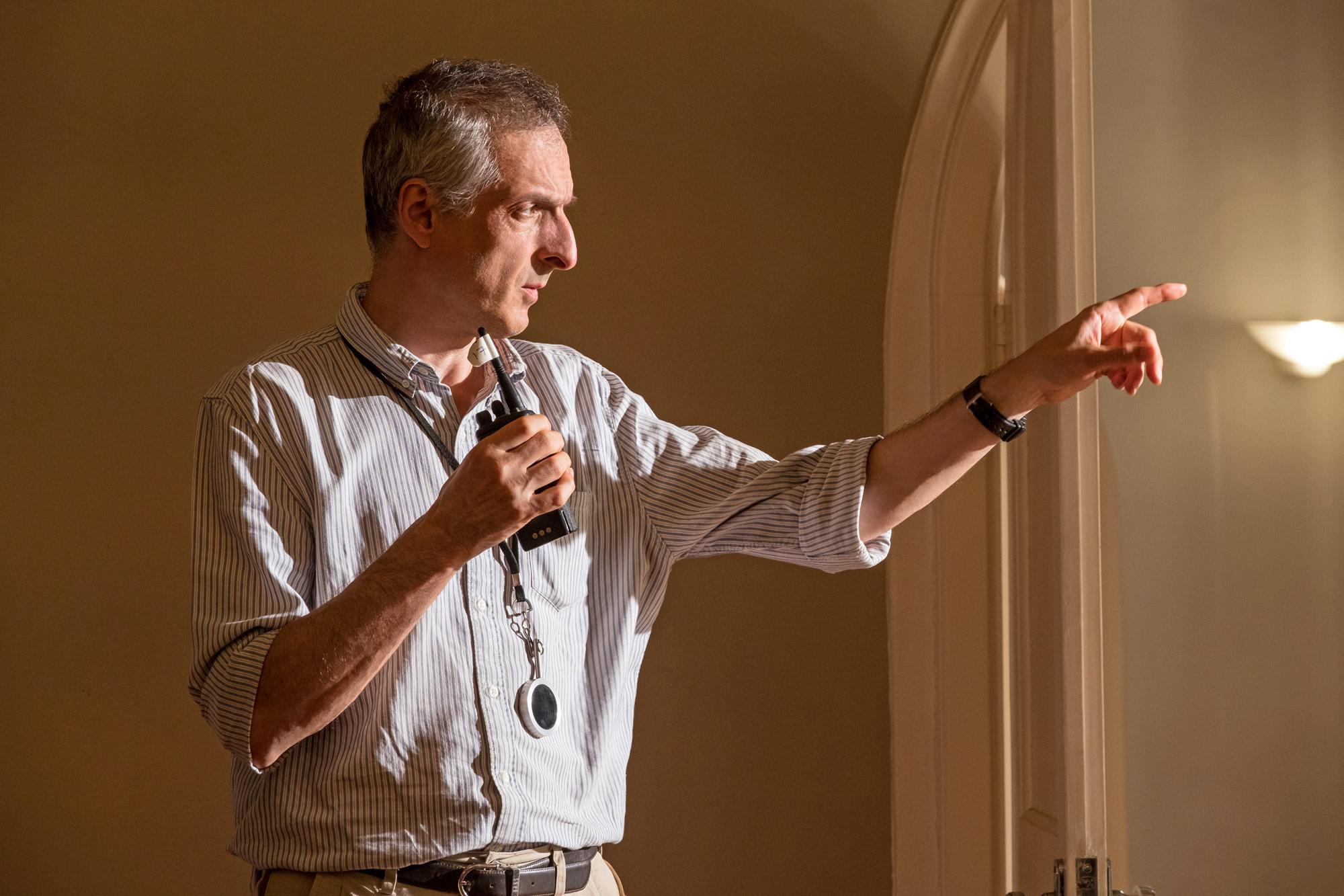 Gavin Finney BSC points the way on <em>Good Omens</em>