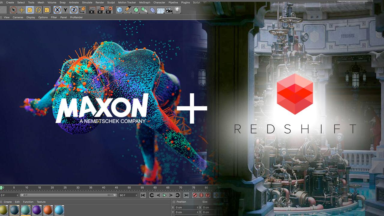 maxon_redshift