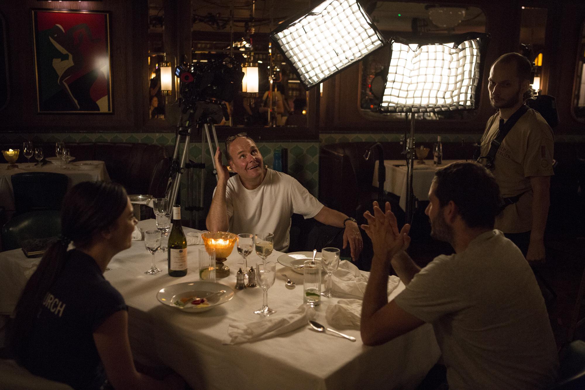 Tony Miller BSC is an Emmy-nominee for <em>Fleabag</em>. Photo: solovyov
