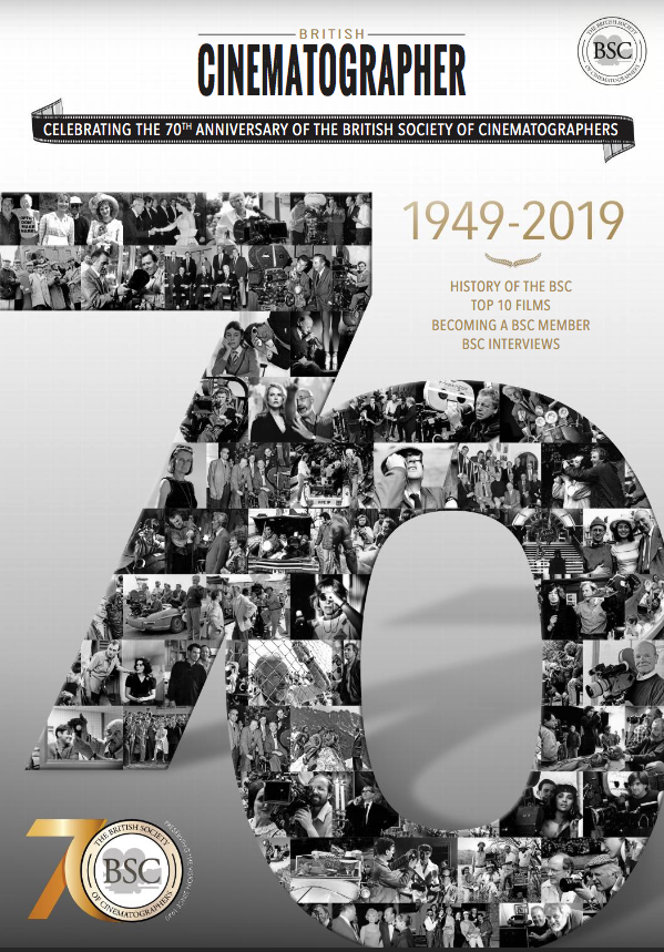 BSC 70th Edition Front Cover