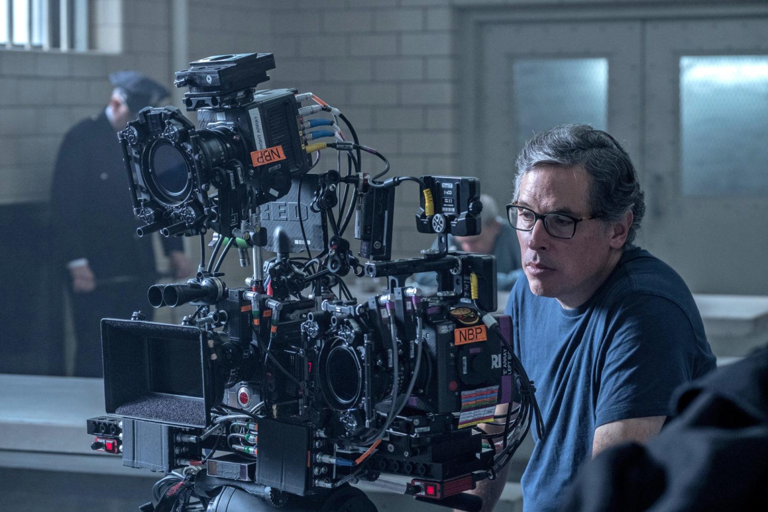 Cinematographer Rodrigo Prieto AMC ASC