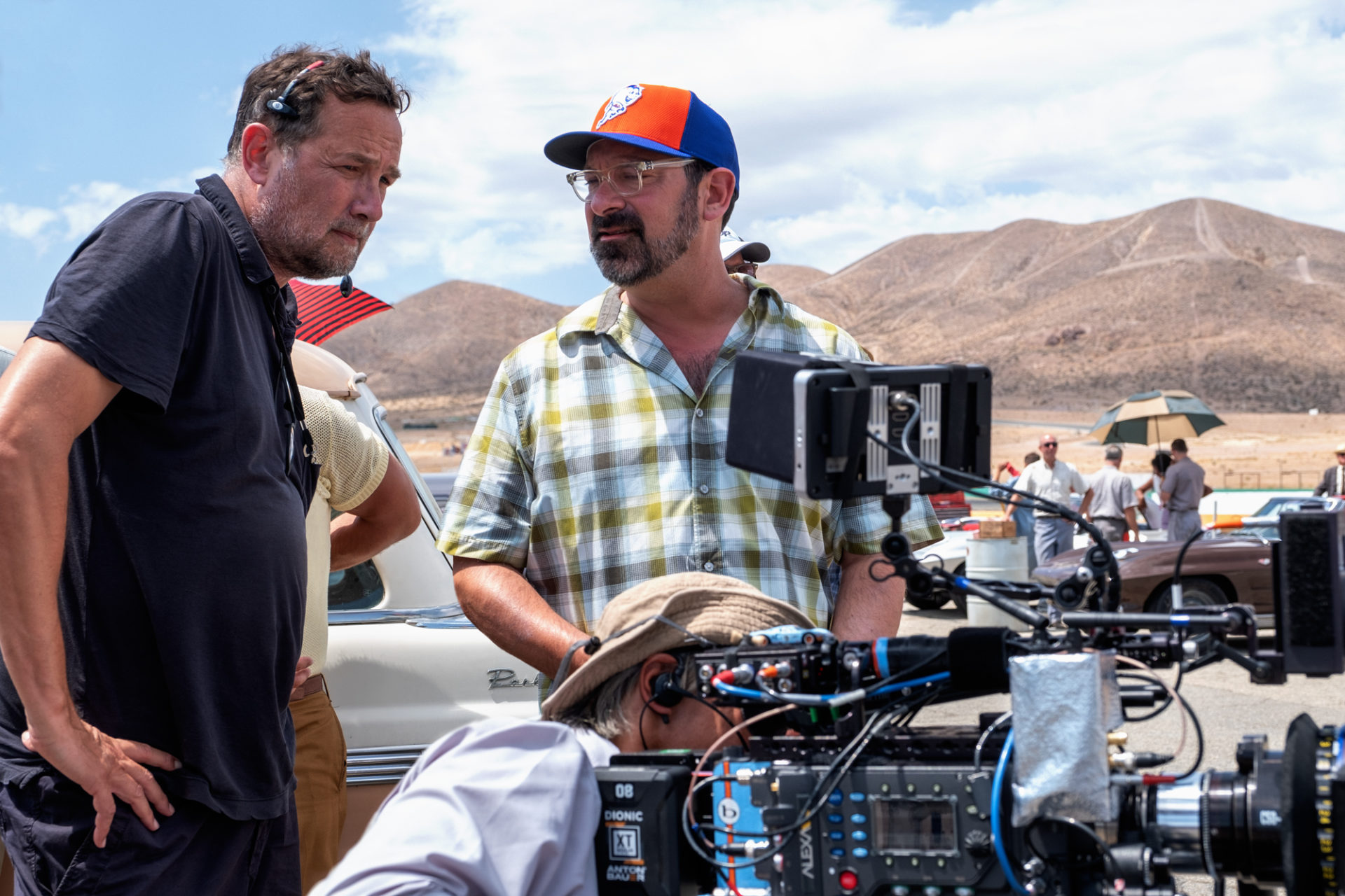 Phedon Papamichael ASC with director James Mangold