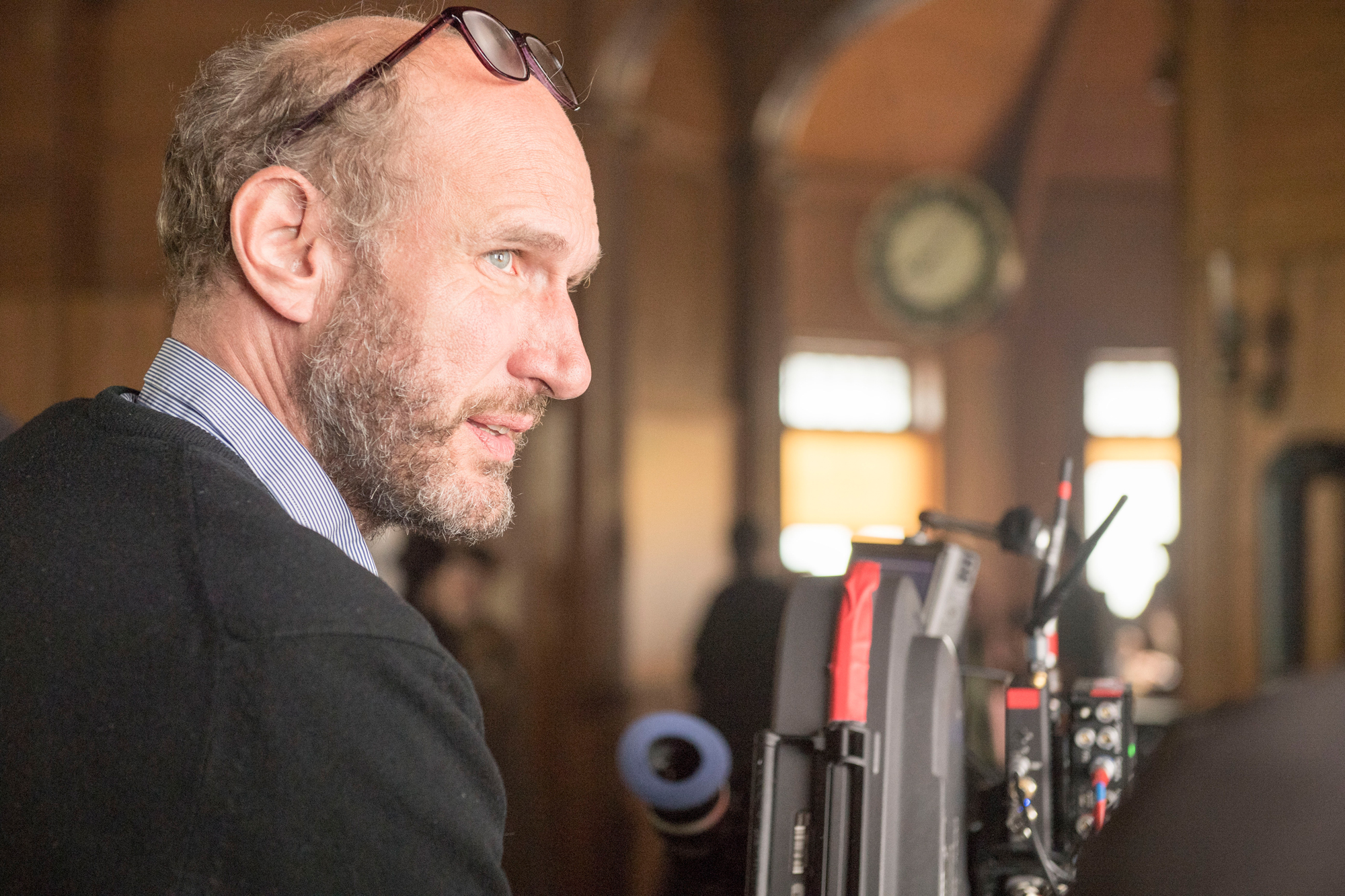 BTS:  DP Yorick LeSaux on the set of Greta Gerwig's LITTLE WOMEN.