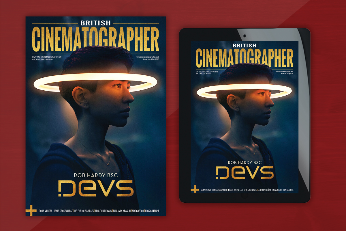 British Cinematographer Issue 99
