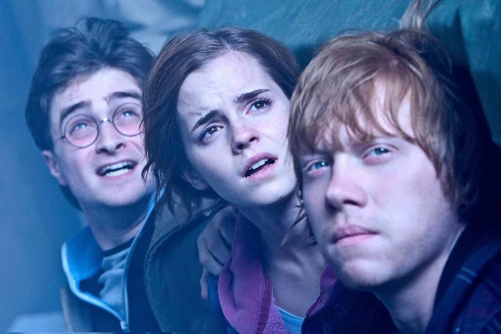 The Harry Potter series filmed at Warner Bros. Leavesden Studios