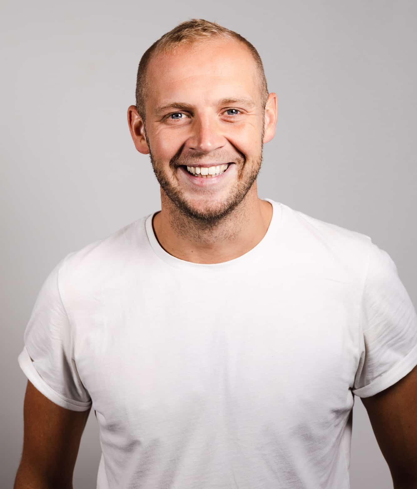 Aaron Matthews, head of industry sustainability at Albert