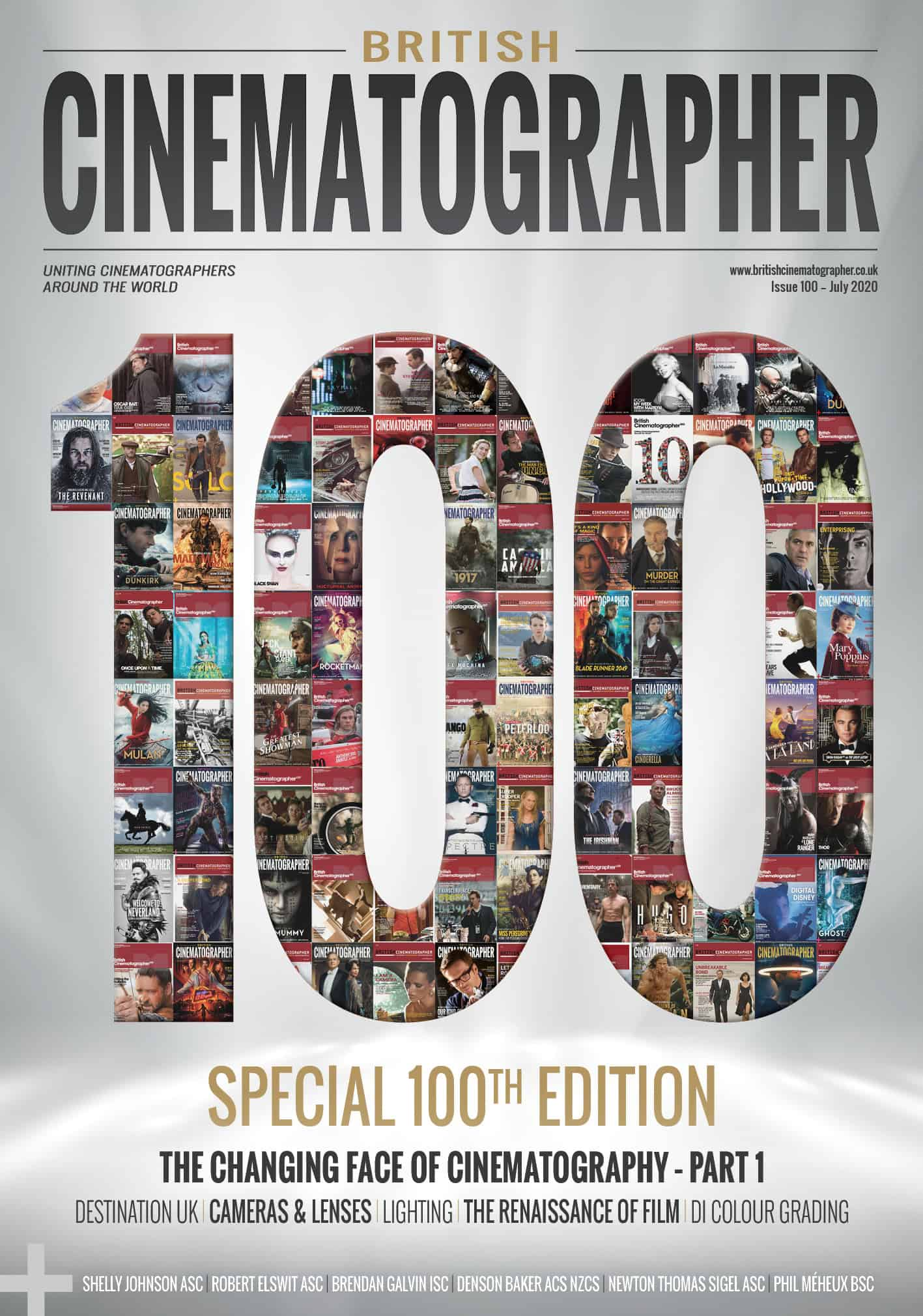 BC100 cover