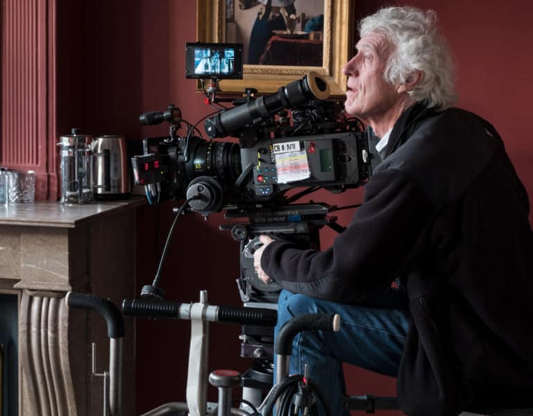 Roger Deakins CBE BSC ASC / <em>The Goldfinch</em>