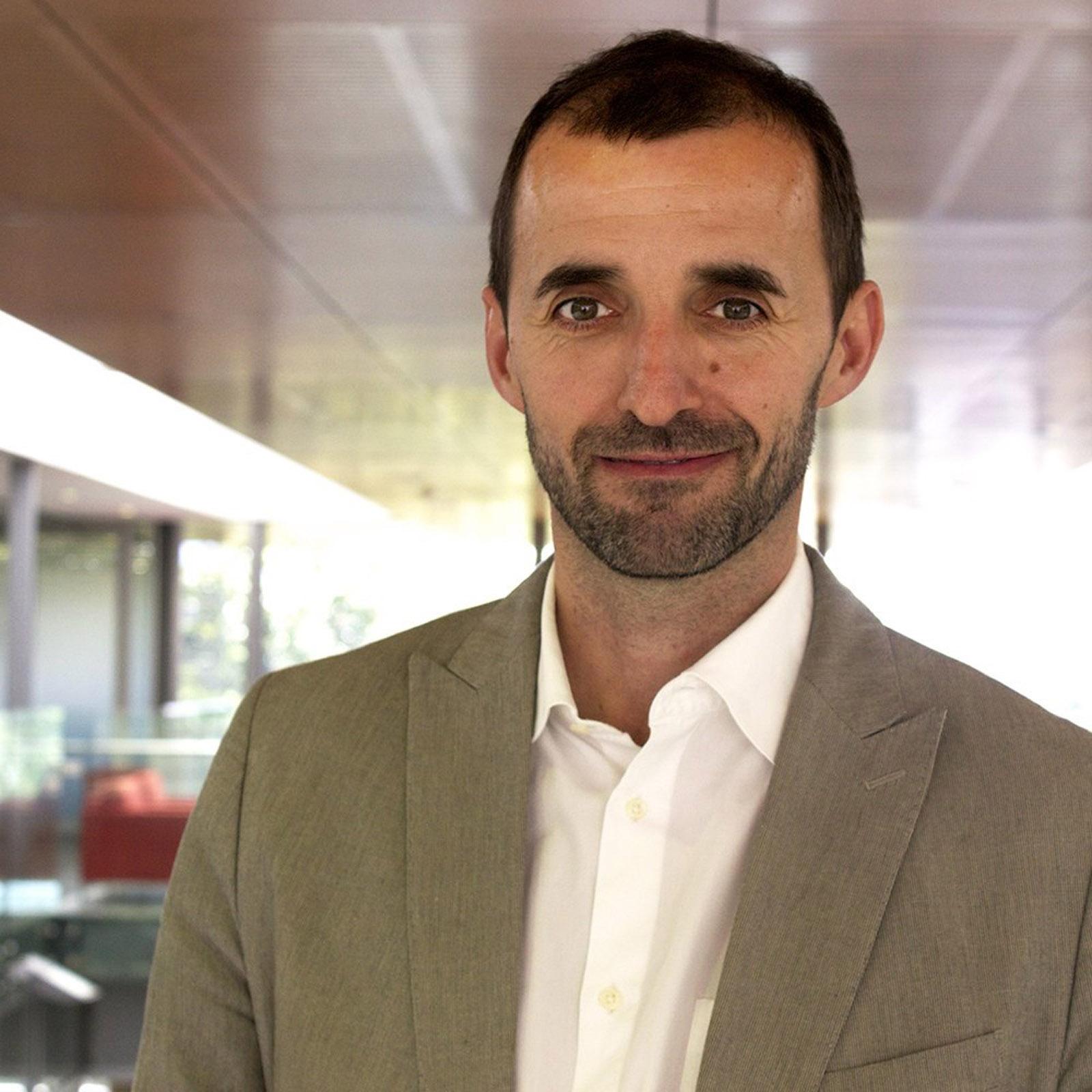 Director of International Affairs at the British Film Institute (BFI), Neil Peplow