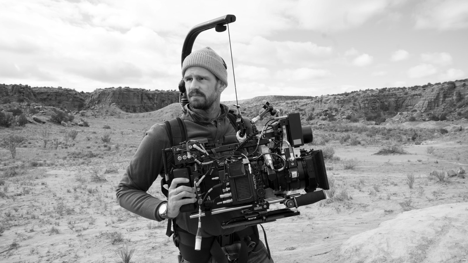 DP Bryce Fortner shot Amazon Prime thriller I'm Your Woman (Credit Dale Robinette)