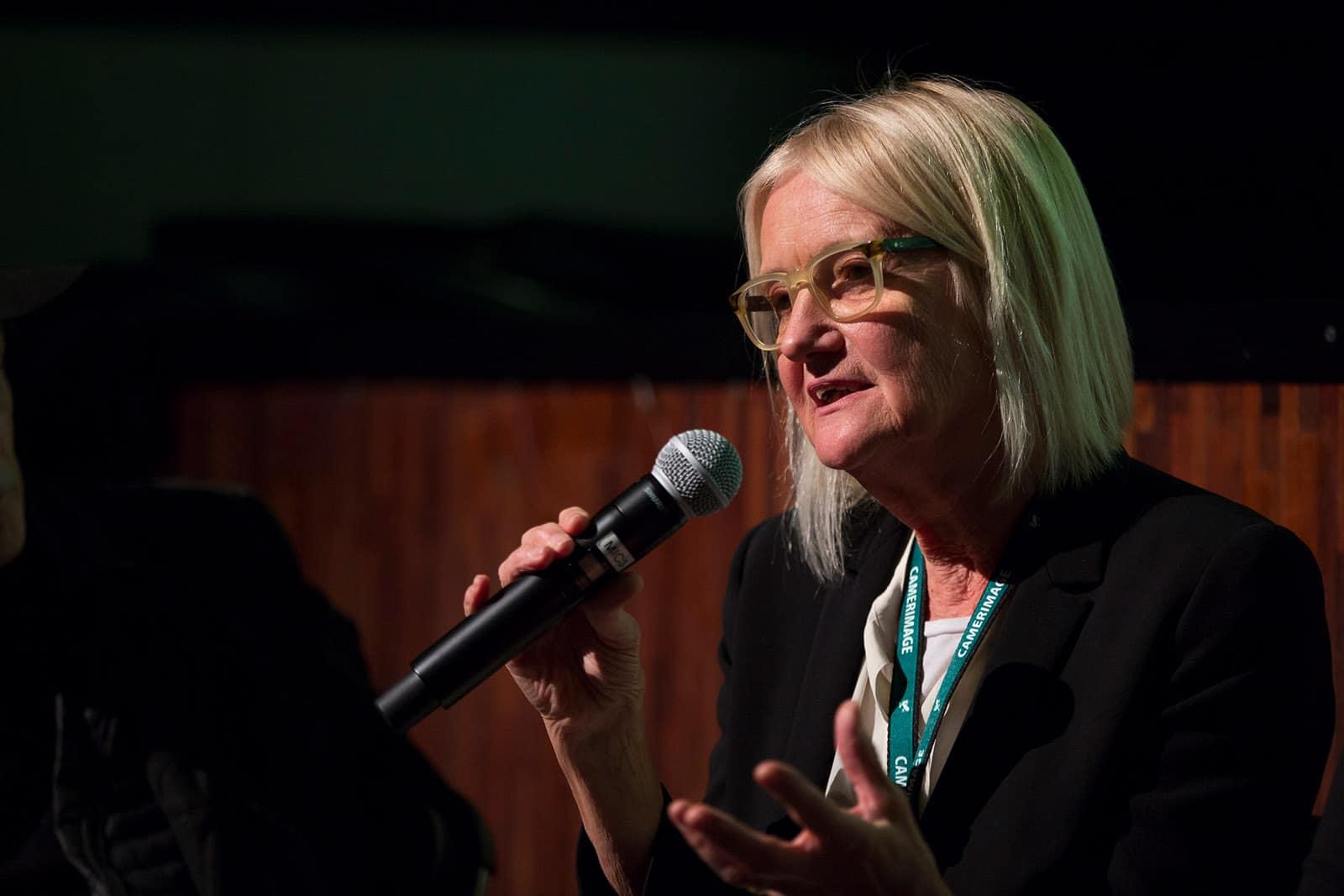 Nina Kellgren BSC. Photo by Phil Erbacher