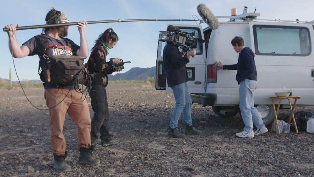 Joshua James Richards / Nomadland - British Cinematographer