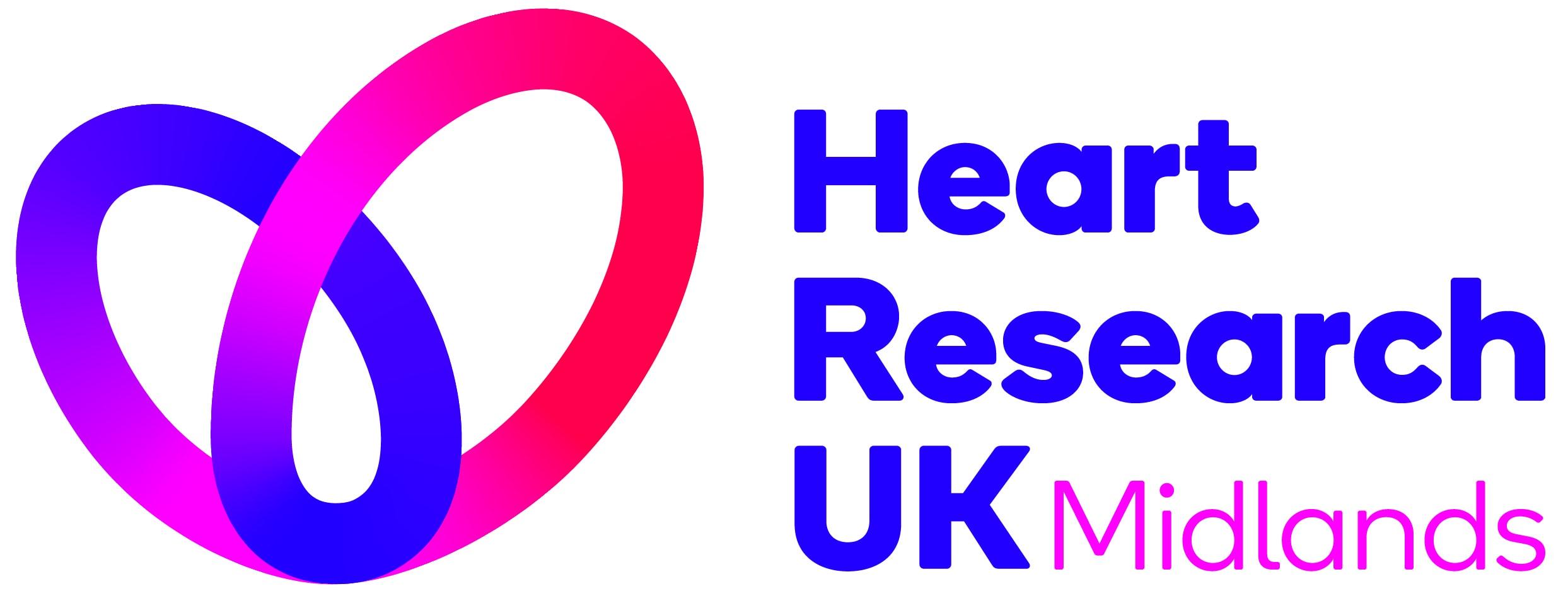 New HRUK Midlands Logo