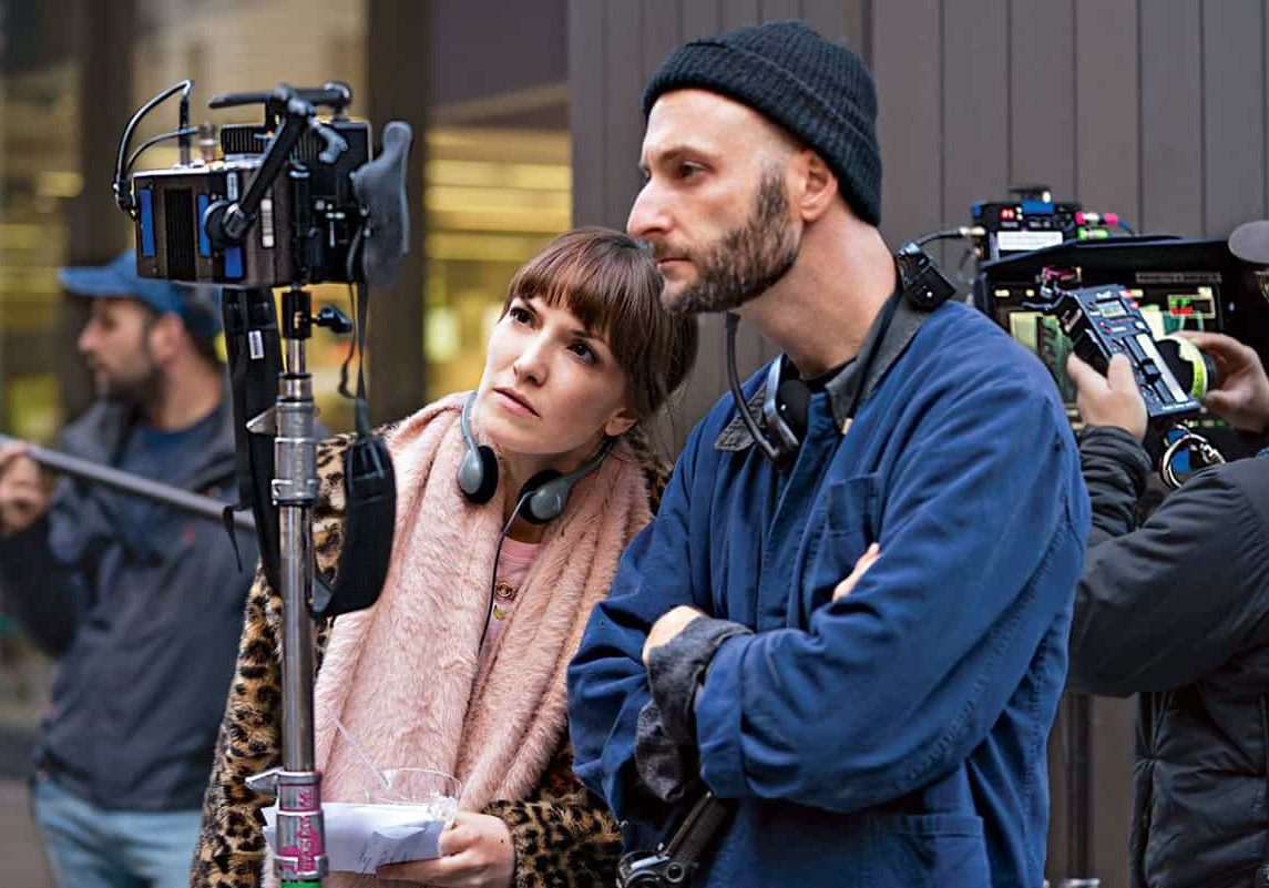 Director Lorene Scafaria and cinematographer Todd Banhazl on <em>Hustlers</em>