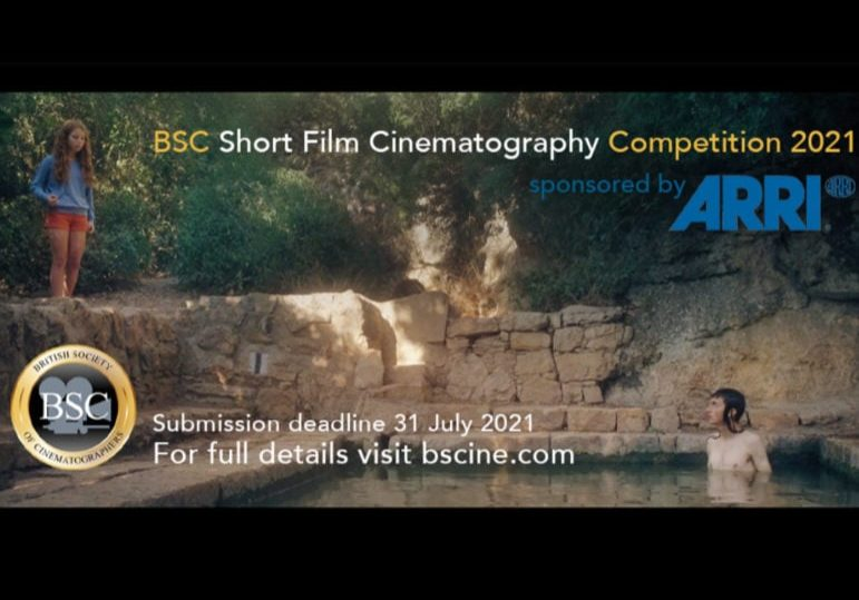 BSC Cinematography comp
