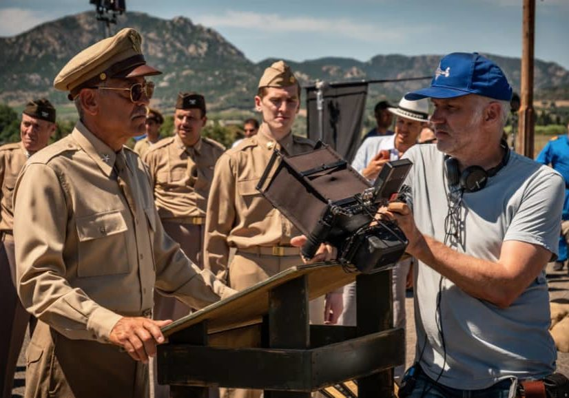 Catch 22 set pictures with me Martin-41