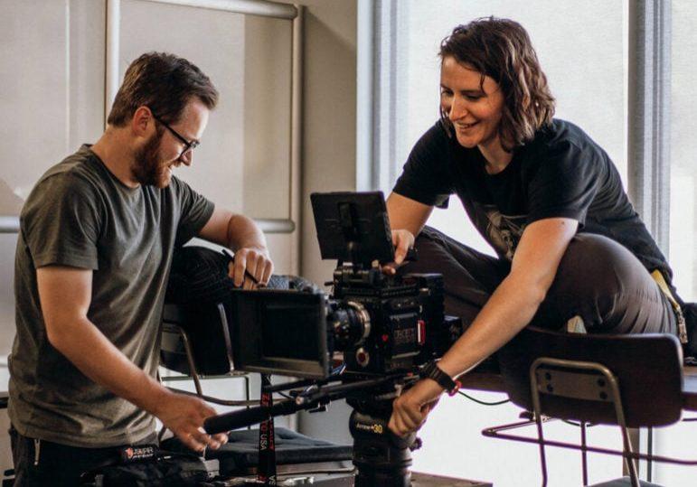 Cinematographers_john_sedlack_and_kate_steinhebel_