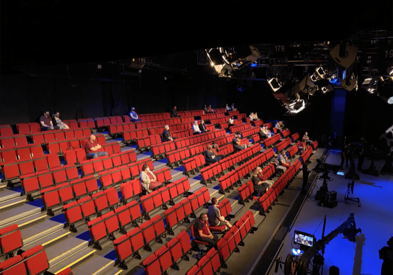 First Studio Audience 4032 x 3024