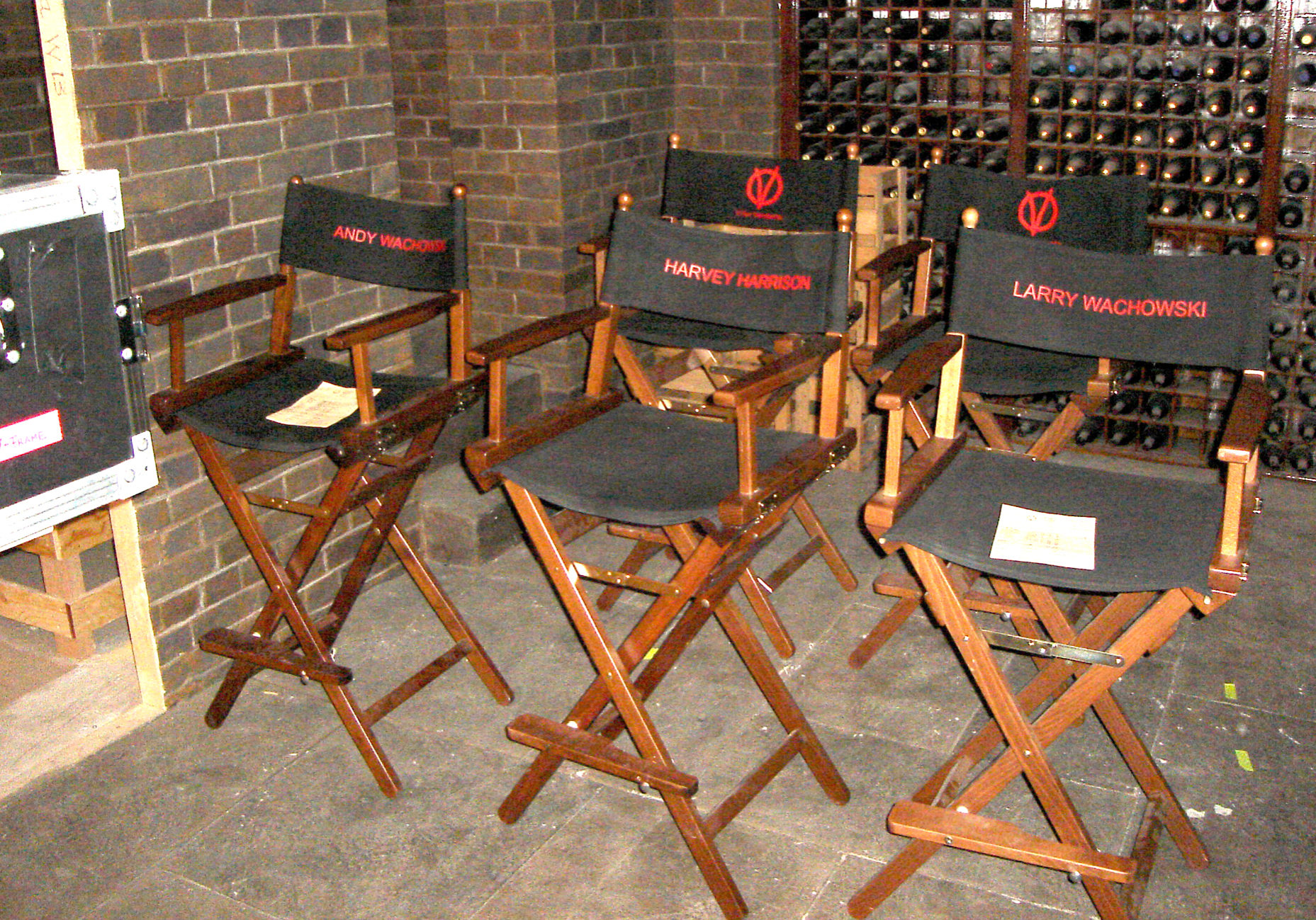 HH-Directors chairs
