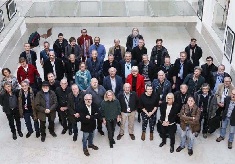 Participants at the IMAGO Annual General Assembly, Belgrade. Photo: Srdjan Stevanovic/Starsportphoto ©