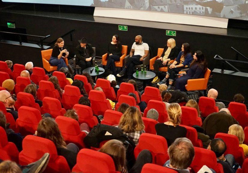 IMAGO Diversity & Inclusion Committee panel debate (Credit Paul René Roestad)