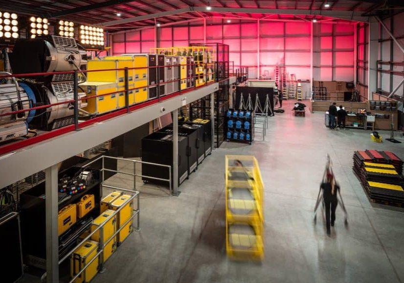 Pixipixel Lighting Warehouse