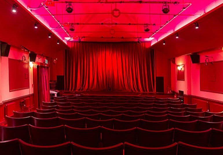 Rex Cinema Wareham_INT seats and screen 1 copy