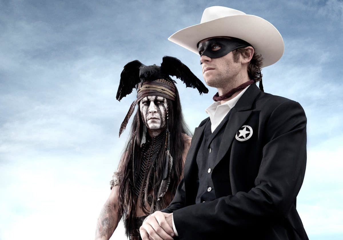 "From producer Jerry Bruckheimer and director Gore Verbinski comes Disney/Bruckheimer Films' ""The Lone Ranger."" Tonto (Johnny Depp), a spirit warrior on a personal quest, joins forces in a fight for justice with John Reid (Armie Hammer), a lawman who has become a masked avenger."