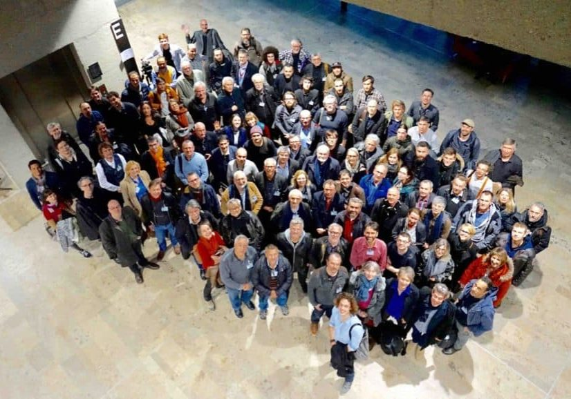 The last IMAGO/HFF Educational Conference in Munich. Germany. Photo: Paul René Roestad