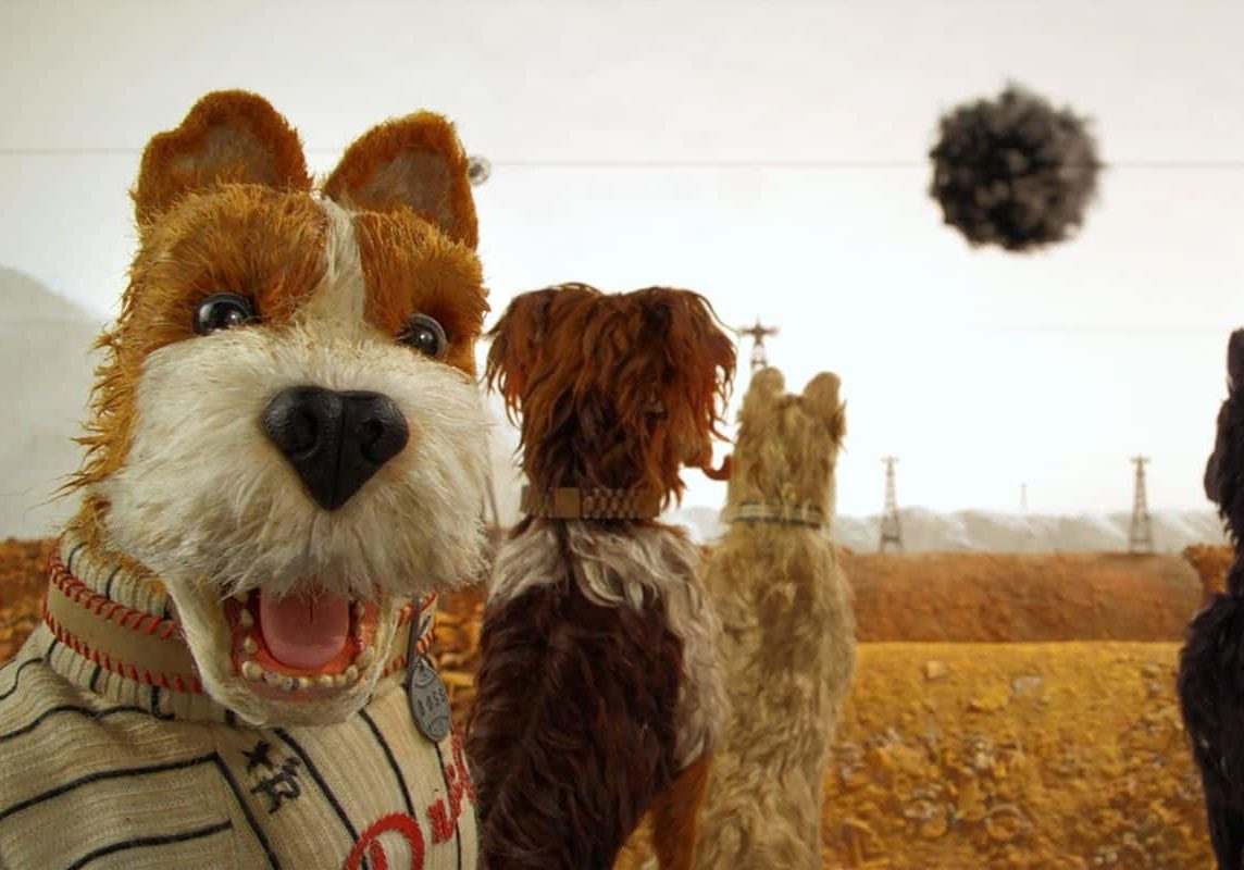Wes Anderson's <em>Isle of Dogs</em>