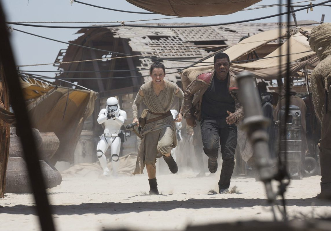Camera Caché Star Wars : Dan mindel asc bsc star wars episode vii: the force awakens